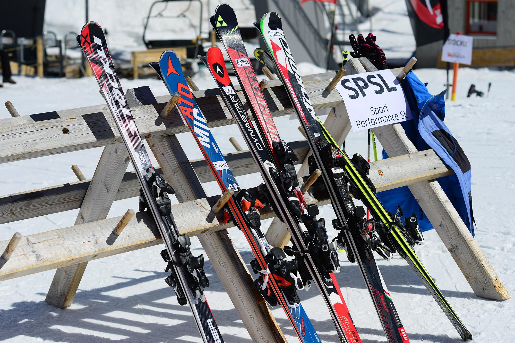 Ski Supertest - testované lyže