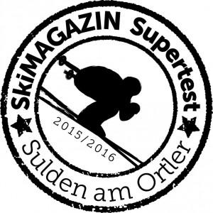 Ski Supertest logo 15-16